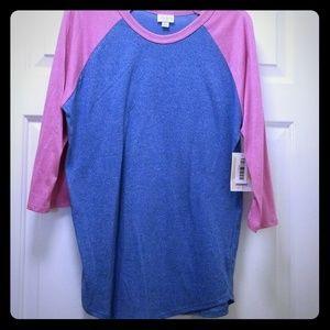 Lularoe Randy Shirt L NWT